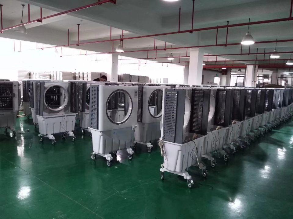 air cooler lab workshop